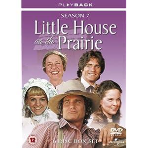 Little House On The Prairie - Season 7 [Import anglais]