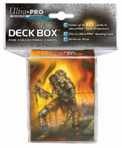 Ultra Pro Monte Moore Death March Deck Box - 1