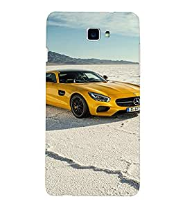 EPICCASE Merc car Mobile Back Case Cover For Coolpad Dazen 1 (Designer Case)