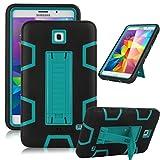 ULAK Samsung Galaxy Tab 4 7.0 Case, 3in1 Hybrid Shockproof Kickstand Case for Samsung Galaxy Tab 4 7.0