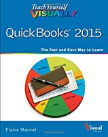Teach Yourself VISUALLY QuickBooks 2015 Front Cover