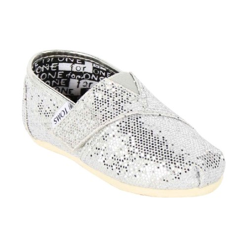 Toms Glitter Shoes Black