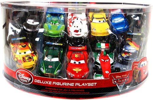 DISNEY PIXAR CARS 2 DELUXE MACK