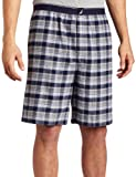 Nautica Mens Garreth Plaid Cargo Short