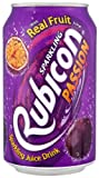 #3: Rubicon Passion Sparkling Drink 330 ml (Pack of 24)