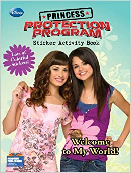 Amazon.in: Buy Disney Princess Protection Program Welcome ...