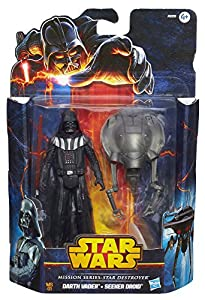 Star Wars Mission Series Action Figure Darth Vader