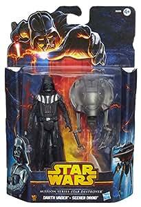 Star Wars Mission Series Action Figure Darth Vader