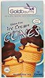Goldbaums Ice Cream Cone, 12 Cups, Gluten Free, 1.7-Ounce (Pack of 6)