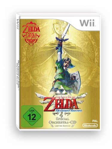 The Legend of Zelda: Skyward Sword - Special Edition (inklusive Orchestra CD) [Edizione: Germania]