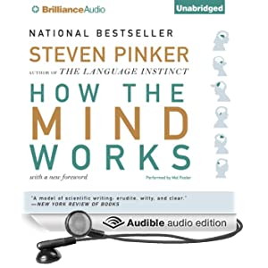 How the Mind Works (Unabridged)