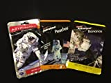 Bundle -3 Items: Astronaut Space Food 3pk Peach, Banana, Strawberry