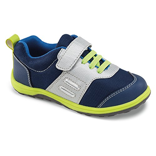 See Kai Run Expedition Washable Trainer (Toddler/Little Kid), Blue, 3 M US Little Kid