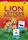 Lion Letters Rhyming Card Game