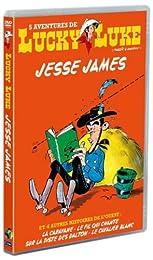 Lucky Luke - Jesse James, Et 4 Autres Histoires