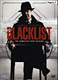 The Blacklist he Complete First Season - Region 3 DVD Language:English,Spanish,Portuguese
