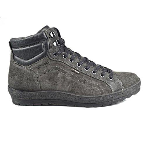Sneaker Alta Uomo Grigia 6678100 - Igi&Co , 40