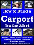 How to Build a Carport You Can Afford...