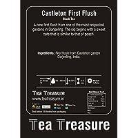 Tea Treasure Castleton First Flush Tea 50 Gm