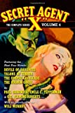 "Secret Agent ""X"" - The Complete Series Volume 4 (1451508158) by Chadwick, Paul"