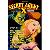 "Secret Agent ""X"" - The Complete Series Volume 4 ~ Paul Chadwick"