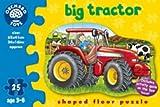 Big Tractor 25 Piece Jigsaw Floor Puzzle