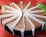 チョコレートチーズケーキ(14ピース カット済み/ホールケーキ)誕生日・クリスマスに♪ 【販売元:The Meat Guy(ザ・ミートガイ)】 ランキングお取り寄せ