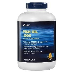 Gnc fish oil 1000