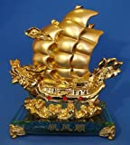 Dragon Boat Carrying Wealth