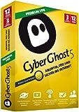 CyberGhost Premium VPN 12 Monate 3 Geräte