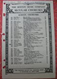 img - for Ciribiribin (The Boston Music Company Secular Choruses, #1954 - Two-Part Chorus (S.A.)) book / textbook / text book