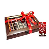 Chocholik Belgium Chocolate Gifts - Attractive Chocolate Collection With 3d Mobile Cover For IPhone 6 - Gifts...