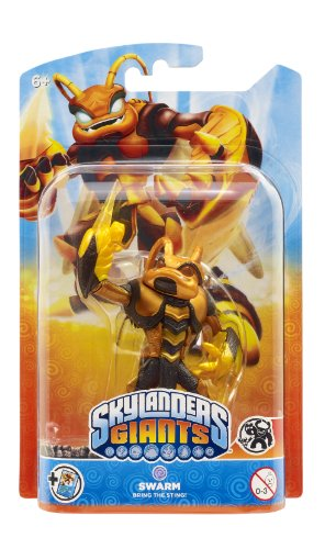 Skylanders Giants - Giant Character Pack - Swarn (Wii/PS3/Xbox 360/3DS)