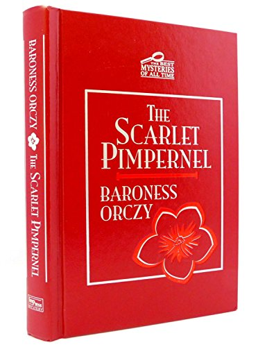 an analysis of the scarlet pimpernel The historical novel entitled the scarlet pimpernel is a classic and truly deserves this prestigious title the author of this enthralling 267 page book is baroness emma orczy and it was published by dodd, mead & company in the year 1964.