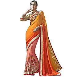 Vasu Saree Affectionate Multi Colour Embroidered Work Jacquard Designer Saree