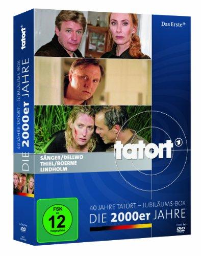 Tatort: Die 2000er Jahre [Alemania] [DVD]