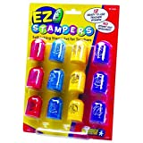 Learning Resources EZ Stampers Self Inking Teacher Stamp Setby Learning Resources