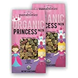 Pastabilities Organic Kids Princess Pasta, 12 Oz. (Pack Of 2)