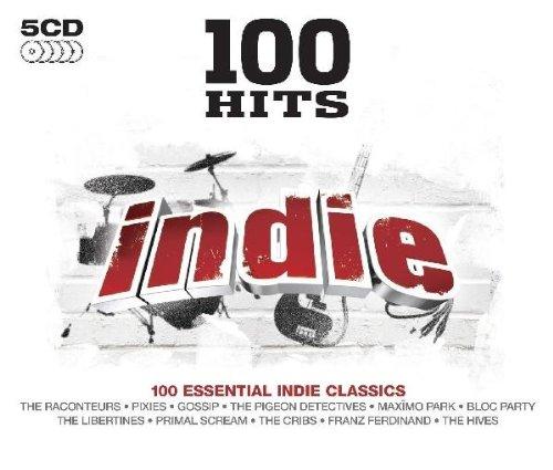 VA – 100 Hits: Indie (5CD Box Set) (2009) [FLAC]