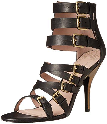 Vivienne Westwood Millie Donna US 9 Nero Sandalo EU 39