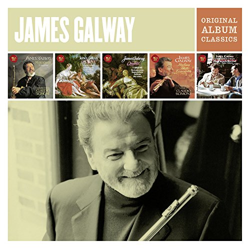 James Galway - Original Album Classics [5 CD]