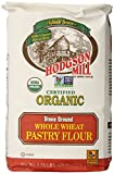 Hodgson Mill Organic Whole Wheat Pastry Flour, 28-Ounce (Pack of 6)