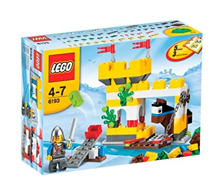 LEGO - 6193 - Jeu de construction - Creative Building System - Set de construction LEGO Chevaliers