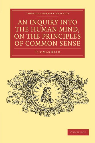 reid essays on the powers of the human mind Thomas reid (reid, thomas, 1710-1796)  reid, thomas, 1710-1796: essays on the active powers of the human mind (edinburgh, bell, 1819) (page images at hathitrust.
