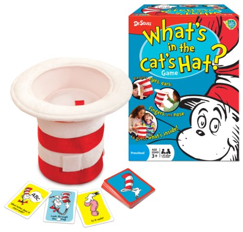 Dr. Seuss What's in the Cat's Hat? Game (I Can Do That Cat In The Hat compare prices)