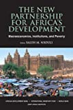 img - for New Partnership for Africa's Development: Macroeconomics, Institutions, and Poverty book / textbook / text book