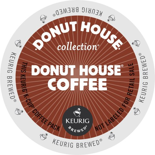 Keurig, Donut House Collection, Donut House Coffee,