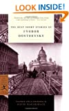 The Best Short Stories of Dostoevsky (Modern Library)