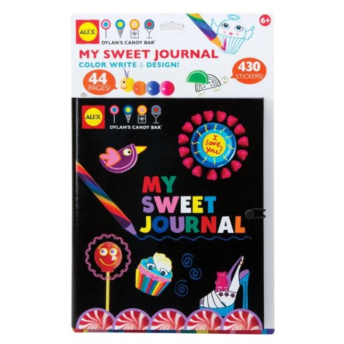 Alex Toys My Sweet Journal