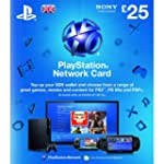 Sony PlayStation Network Card - �25 (...